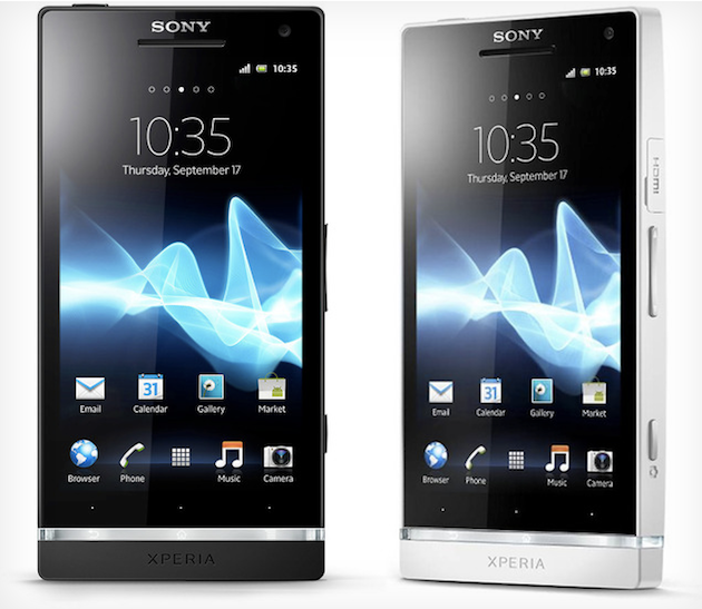 Sony Xperia s thumb1 Sony shows off the Nozomi, will be officially known as the Xperia S