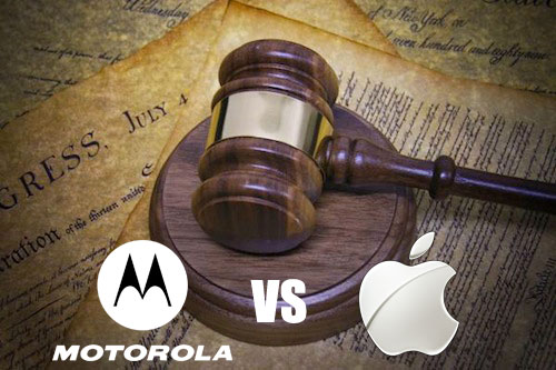 moto vs apple Motorola takes Apple to court in Florida for patent infringement
