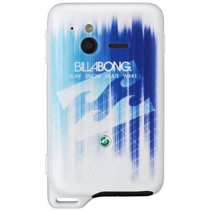 se xperia active billabong Sony Ericsson to launch the Xperia Active Billabong Edition in select markets