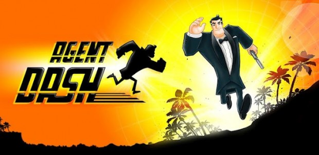 agent dash main 620x303 [New game] Full Fat releases Agent Dash, a new running game to take on Temple Run