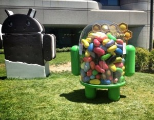 android jelly bean statue 300x235 Fast and Easy Unlock+Root+Jelly Bean for Galaxy Nexus