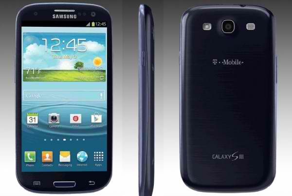 T Mobile Galaxy S III 600x402 [How to] Download Android 4.1 Jelly Bean OTA Update for T Mobile Galaxy S3