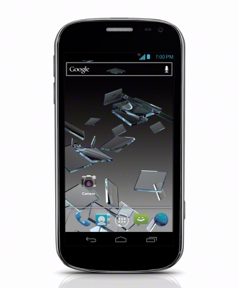 sprint flash cropped Sprint officially launches the ZTE Flash with 12.6MP camera