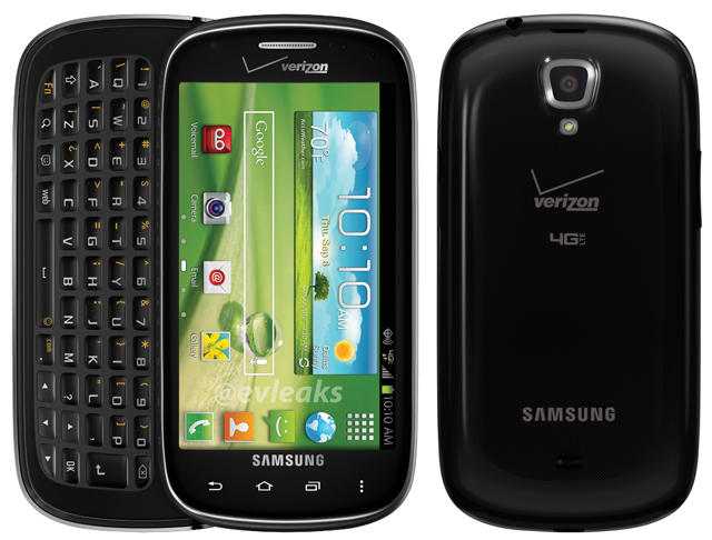 stratosphere 2 Samsung Stratosphere 2 photo surfaces, another mid range device with keyboard