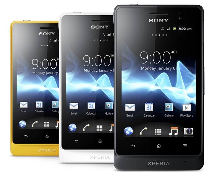 R1 Xperia go GroupFrontV X3 2100x2100 thumb Sony announces the rugged Xperia Go and Acro S