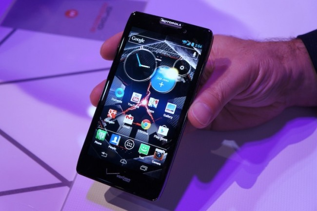 174079 DROID RAZR MAXX HD gallery 1 e1349978591501 Verizon announces DROID RAZR HD and DROID RAZR MAXX HD for October 18 launch