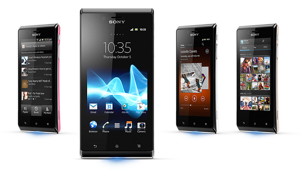 Xperia J Sony releases their budget friendly Xperia J