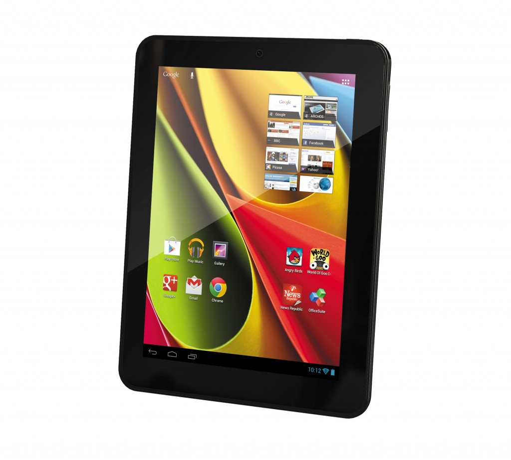 archos 80 05 1024x923 ARCHOS 80 Cobalt 8 inch tablet announced, no word yet on pricing or availability
