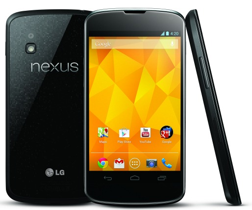 nexus 4 [Official] Google to launch the Nexus 4 on November 13 for $299, $349