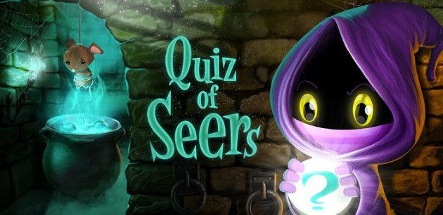 Quiz Of Seers Splash Banner1 630x307 [New worthy game] Quiz of Seers is for smart people